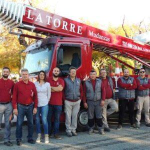 camiones de mudanzas La Torre
