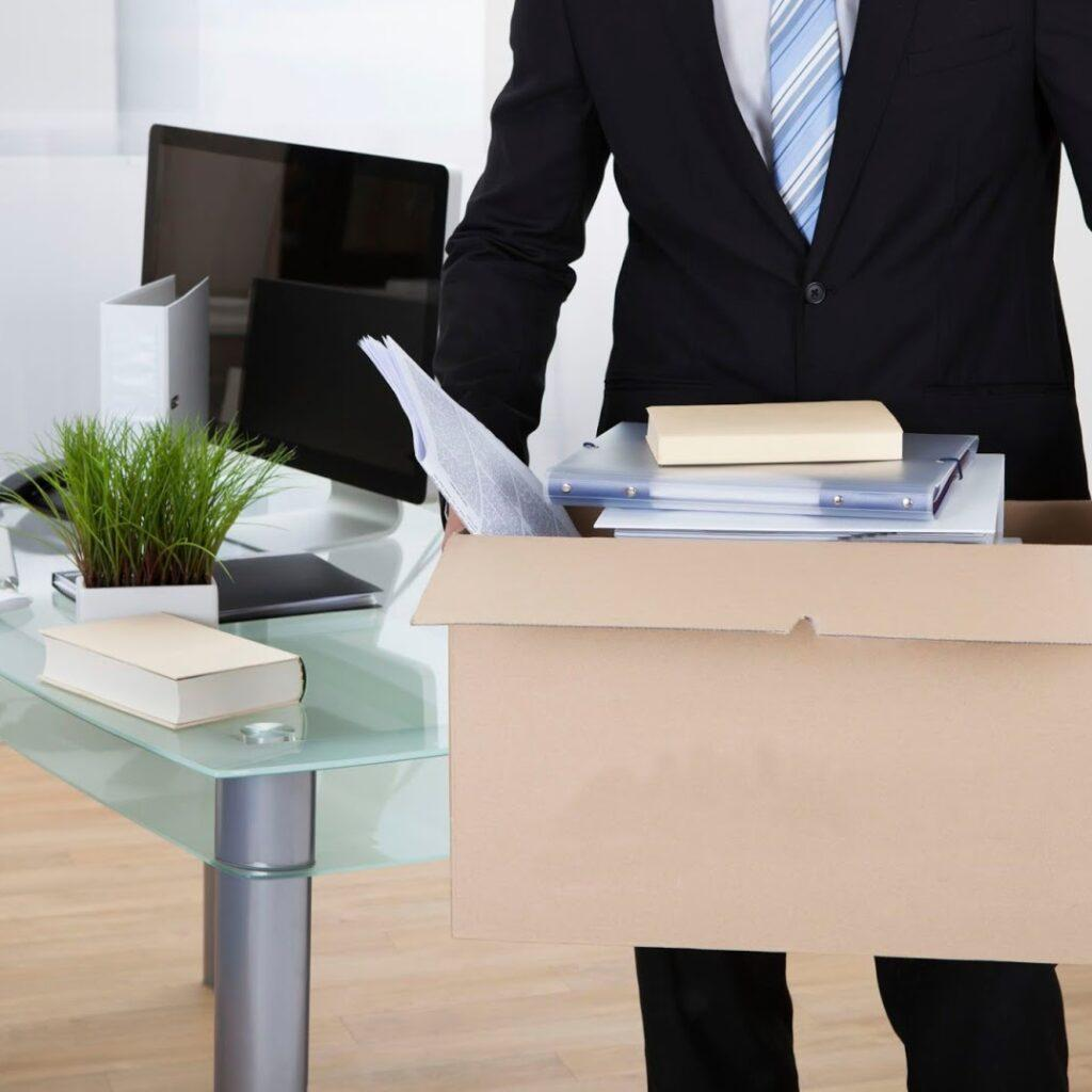 Mudanza de una oficina - MUDANZAS LA TORRE